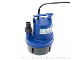 Hydroponics AquaKing Submersible Pump Q2007 3600 ltr/hr (For up to 6 TopSpin Manifolds)