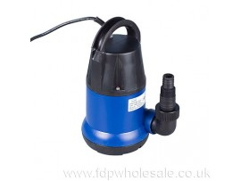 Hydroponics AquaKing Submersible Pump Q2503 5000 ltr/hr (For up to 8 TopSpin Manifolds)
