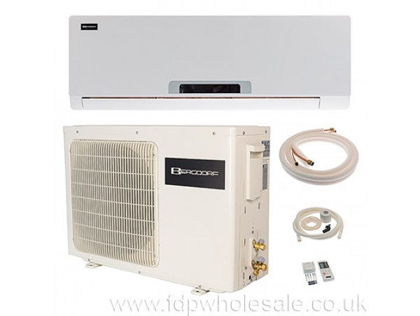 Hydroponics Growmaster 18K Mini Split Air Conditioning unit