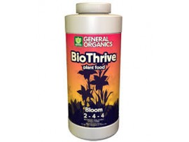 Hydroponics GHE BioThrive BLOOM