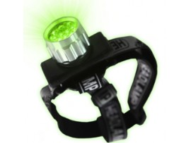 Hydroponics Green Hornet Head Lamp LED