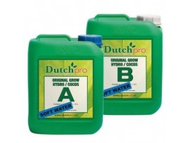 Hydroponics DUTCH PRO ORIGINAL GROW HYDRO/COCO A+B SOFTWATER
