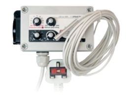 Hydroponics GSE Controller- Temperature & Min-Max Hysteresis Speed