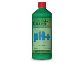 Hydroponics DUTCH PRO PH+