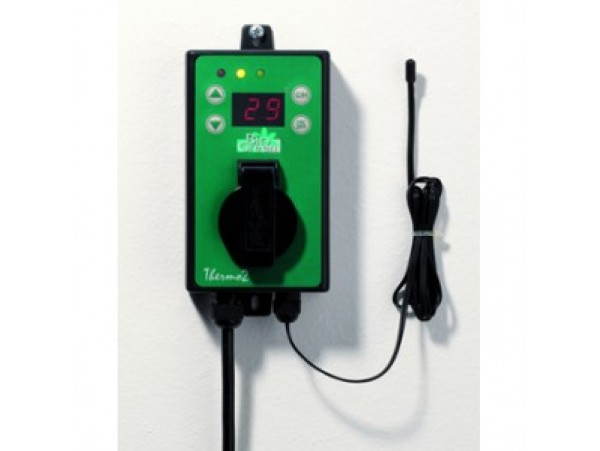 Hydroponics BioGreen Digital Thermostat (thermo 2)