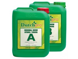 Hydroponics DUTCH PRO ORIGINAL BLOOM HYDRO/COCO A+B SOFTWATER