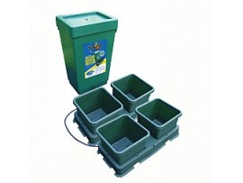 Hydroponics AutoPot Easy2Grow 4 Pot Kit- 47L Tank & Lid