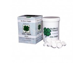 Hydroponics No Mercy CO2 Tabs 60 pcs