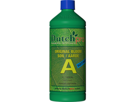 Hydroponics DUTCH PRO ORIGINAL BLOOM SOIL A+B SOFTWATER