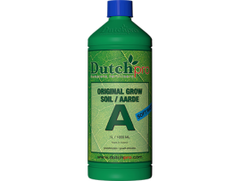 Hydroponics DUTCH PRO ORIGINAL GROW SOIL A+B SOFTWATER