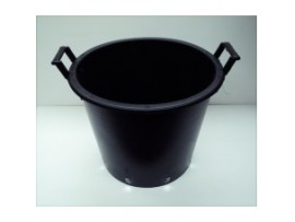 Hydroponics Heavy Duty Pots with Handles - 50L
