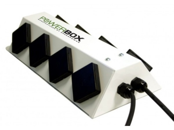 Hydroponics Green Power POWERBOX- 8 Way