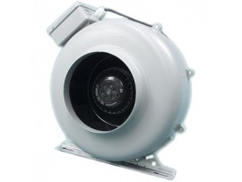 Hydroponics WK Inline Fan 200mm Twin Speed incl. lead and bracket